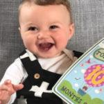 10ヶ月の赤ちゃん