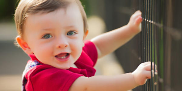 9ヶ月の赤ちゃん