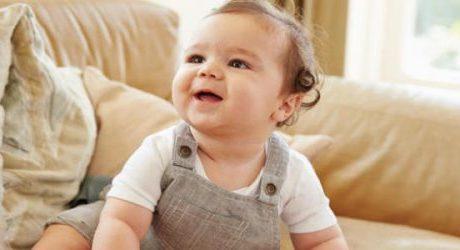 5ヶ月の赤ちゃん