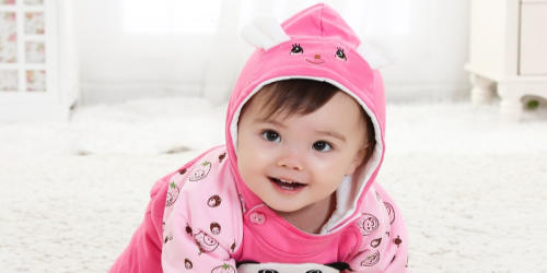 冬の赤ちゃん