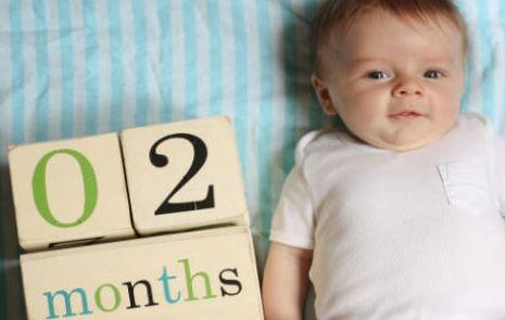 生後2ヶ月