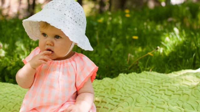 春の赤ちゃん