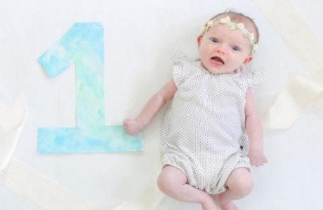 生後1ヶ月