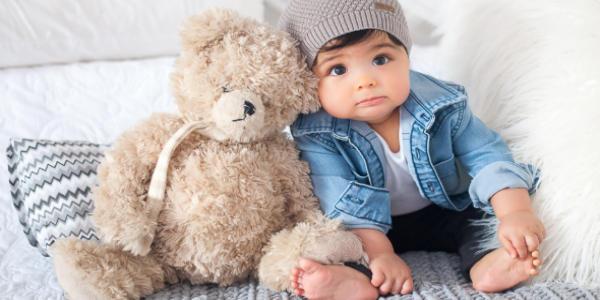7ヶ月の赤ちゃん