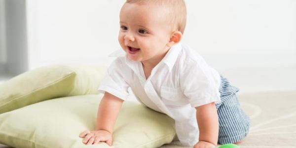 8ヶ月の赤ちゃん
