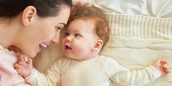 3ヶ月の赤ちゃん